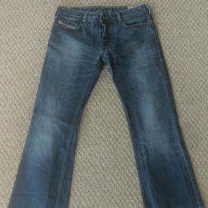 Diesel 31x34 00731 Zathan Jeans, like new
